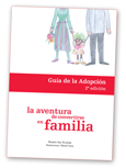 Tapa del libro La aventura de convertirse en familia